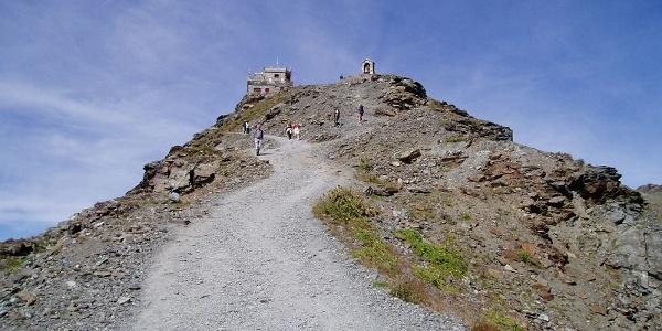 Rifugio Garibaldi.