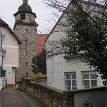 Kirche in Untertürkheim