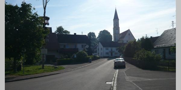 Kirche Finningen