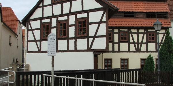 Weißgerbermuseum im Ortsteil Kirchhain.