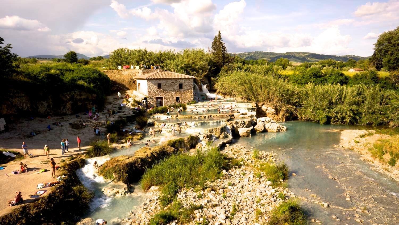 Cascate del Mulino • Cascata » outdooractive.com