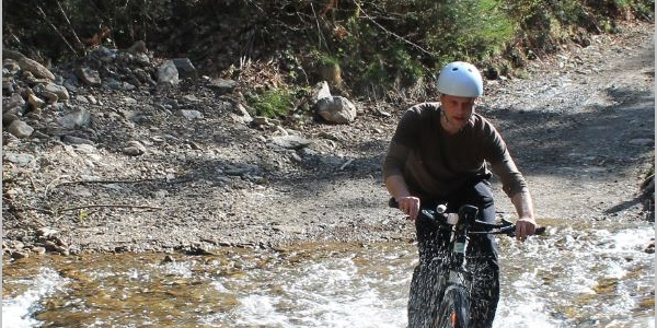 Mountainbiken auf der Saualpe | Eberstein - Diex - Brückl