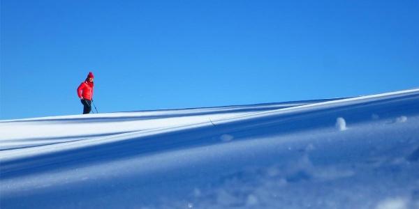 Skitour am Rossfeld