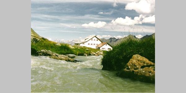 Neue Regensburger Hütte