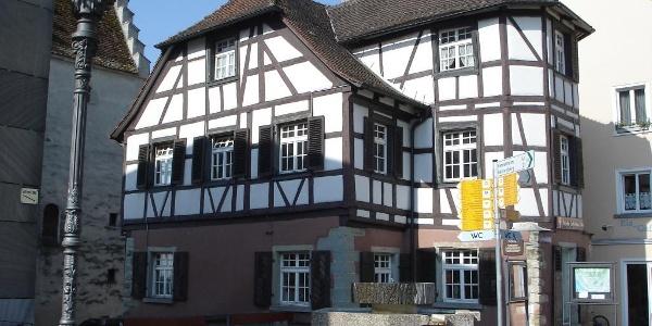 Touristinformation Markdorf