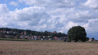 Bld 1 Blick nach Osterberg vom Guiengraben aus