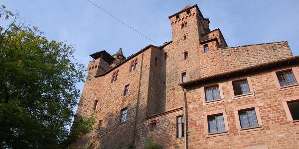 Burg Berwartstein Dahner Felsenland _ 2