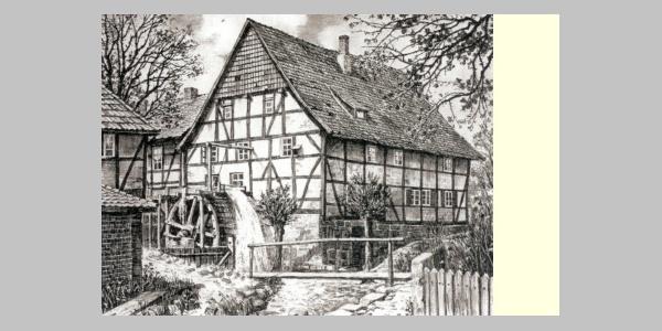 Mühle Ebergötzen