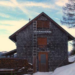 Bleckwandhütte 1340m