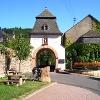 Der Eingang zum Kloster St. Thomas.