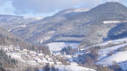 Winter in Bad Peterstal-Griesbach
