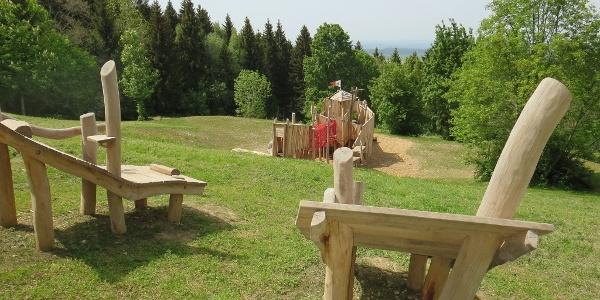 Spielplatz am Erlebnistreff Oberhohenberg