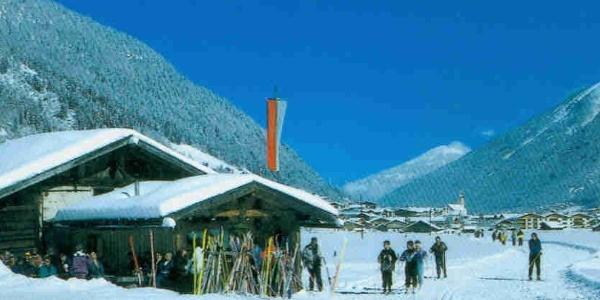 "Loipenhütte ""alte Mühle"""