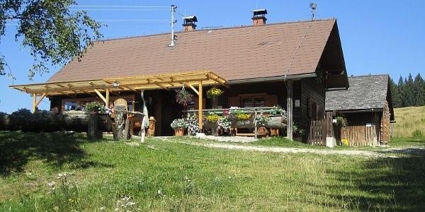Hönigsbergalm-Hütte