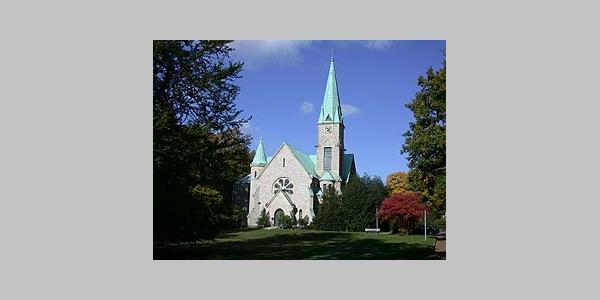 Christuskirche in Othmarschen.