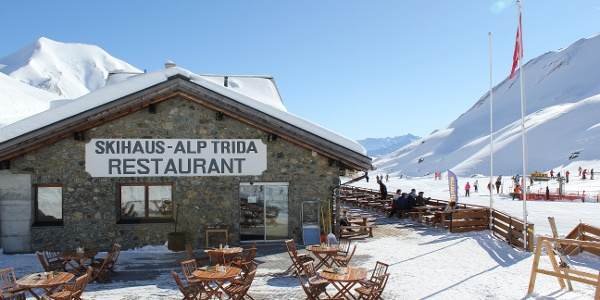 Skihaus Alp Trida