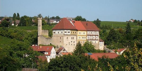Oberes Schloß/Burg Talheim