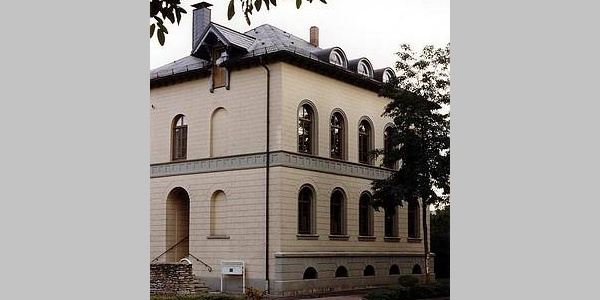 Haus Münsterberg Außenansicht