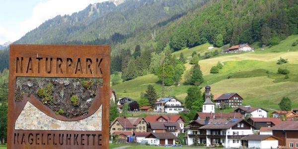 Gunzesried im Naturpark Nagelfluhkette