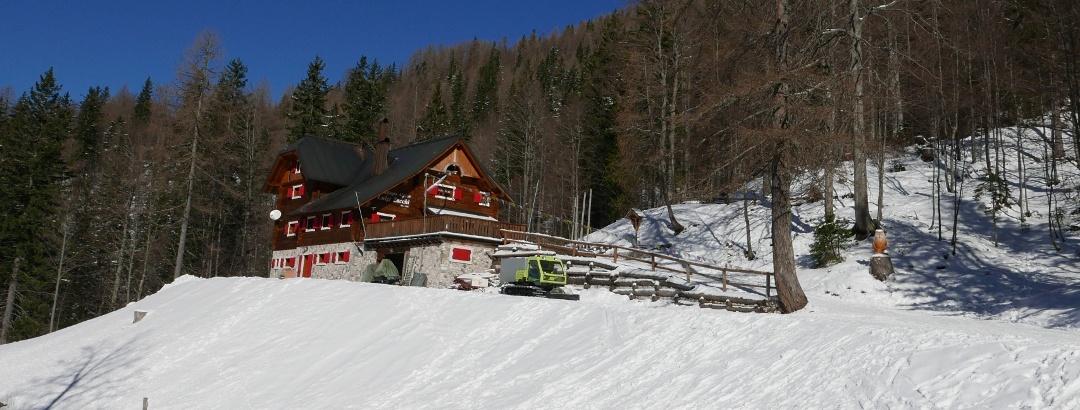 Die Zacchi Hütte