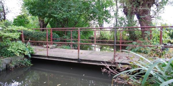 Wassermühle Vehlen Steg