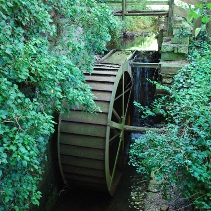 Wassermühle Krebshagen