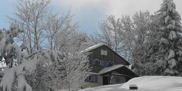 Schneeschuhwandern am Himmeldunkberg