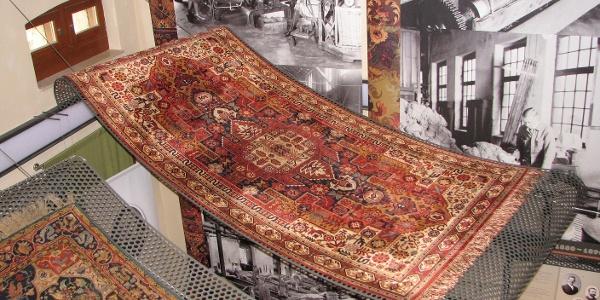Teppichmuseum im Schloß Voigtsberg