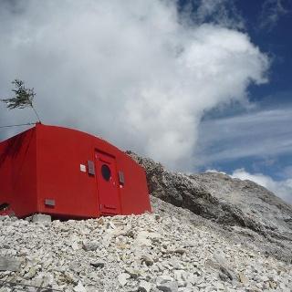 Jubiläumsgrathütte