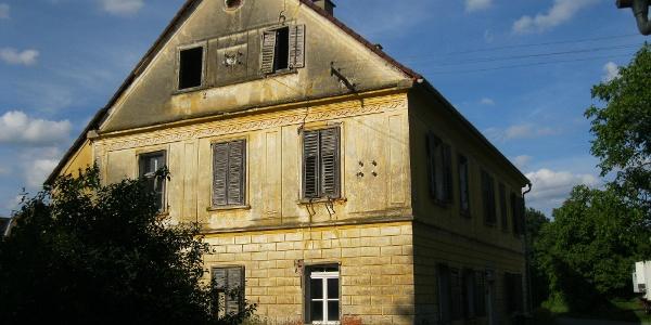 Die Meinlmühle bei Donnersdorf