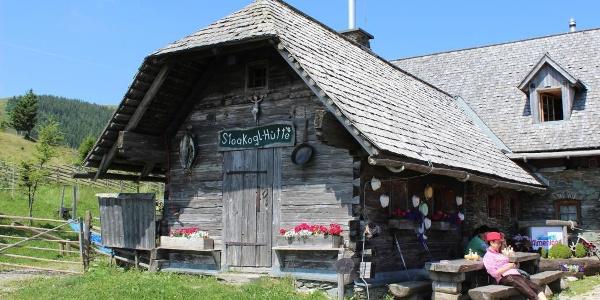 Stoakoglhütte; Sommeralm