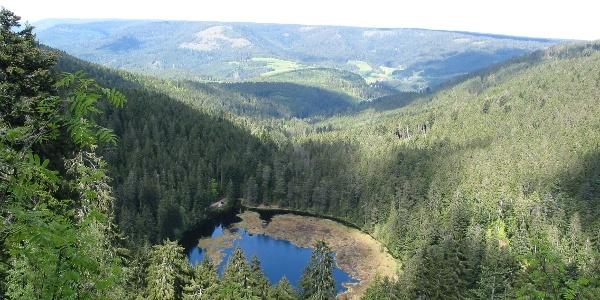Huzenbacher Seeblick