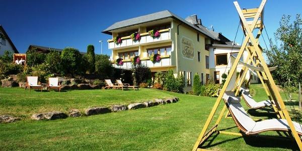 Naturpark-Wirt Talblick in Oberkollwangen