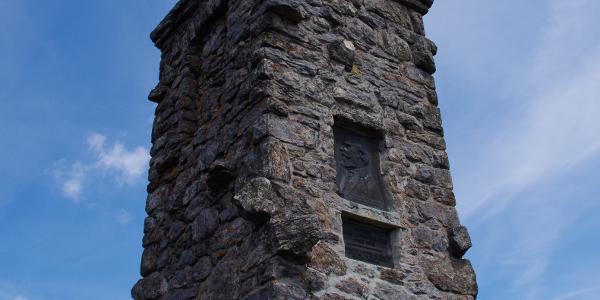 Waldschmidt Denkmal – ND Riedelstein – 1133m