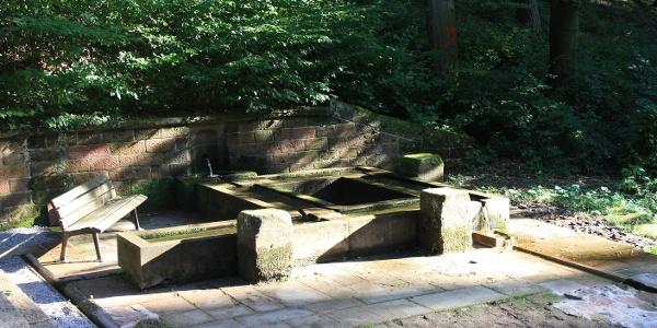 Schelmenteichbrunnen