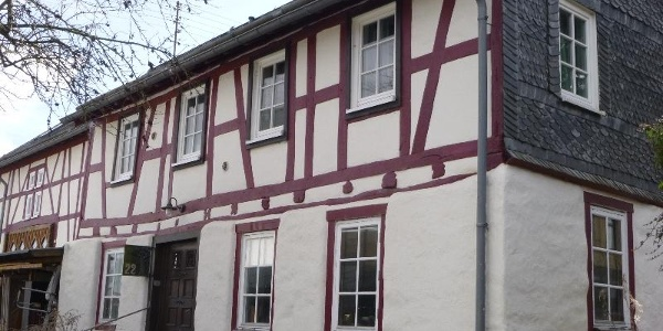 Fachwerkhaus in Kleinich
