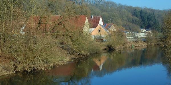 Ehemalige Mühle bei Diembot