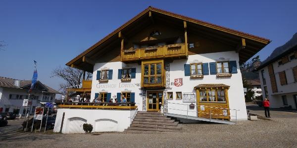 Gasthof Löwen in Burgberg