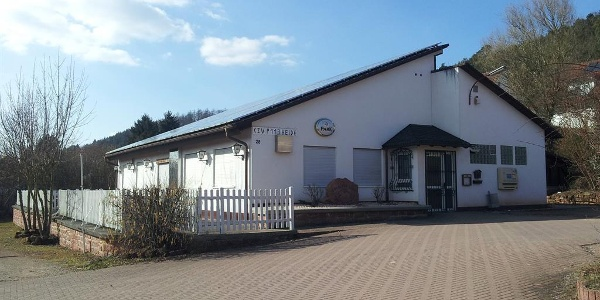 Vereinsheim KZV P113 Heide