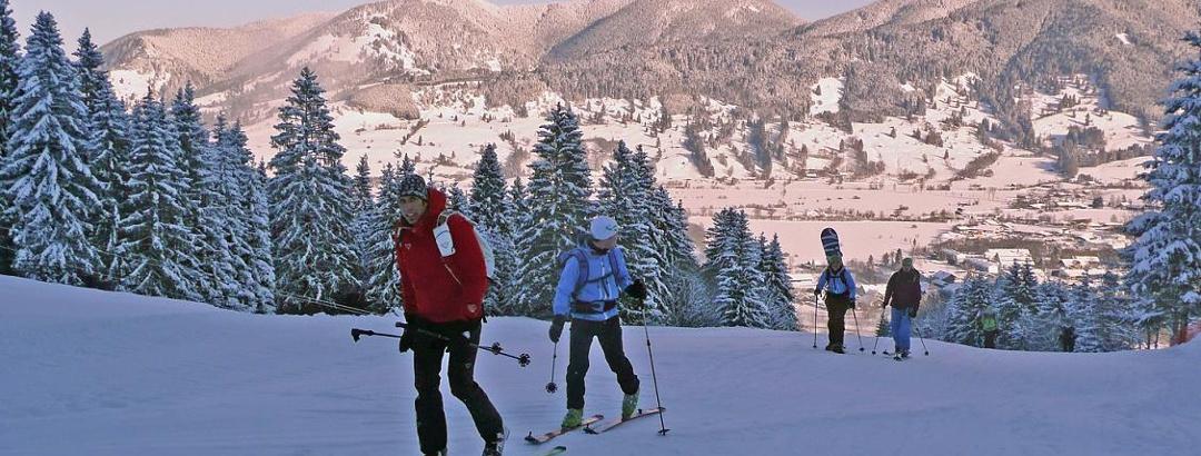 Skitour Kolbensattel