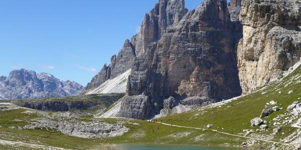 Lago di Gencia