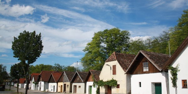 Kellergasse Jetzelsdorf (Copyright: Andreas Sedlmayer)