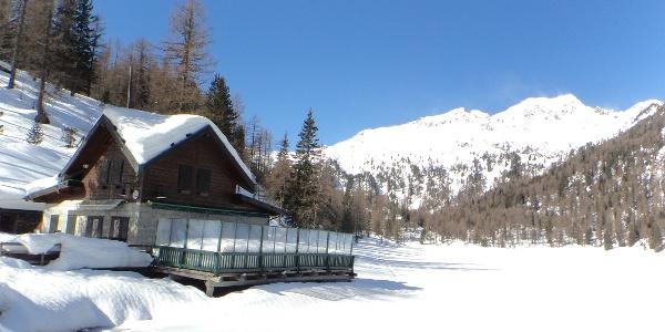 Rifugio Lago Malghette