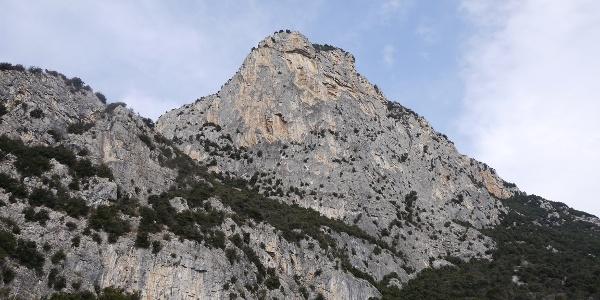 Der Piccolo Dain/Monte Garzolet (971 m)