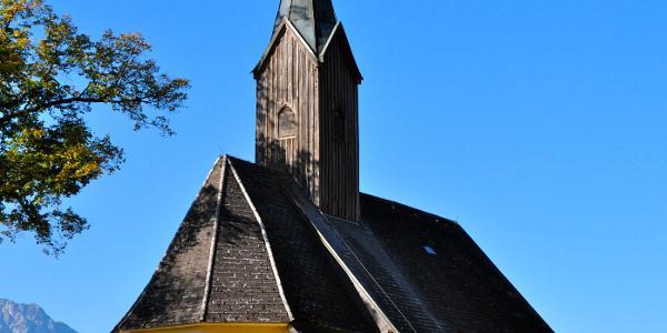 Kirche in Unterferlach (O)