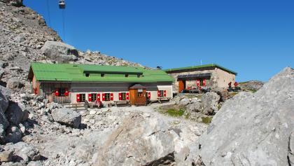 Wiener Neustädter Hütte (2212 m)