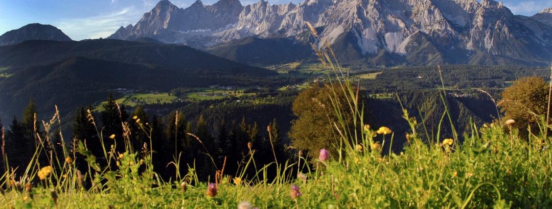Dachstein und Ramsau am Dachstein