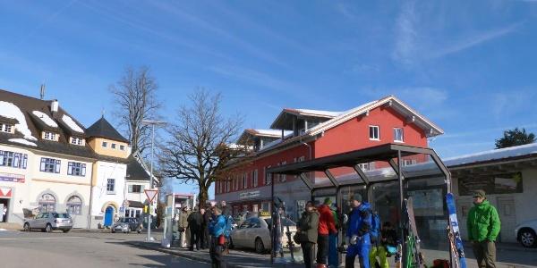 Bahnhof Oberstaufen