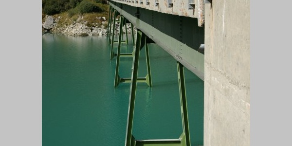 Canalbrücke; Foto: Hubert Hodel