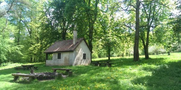 Becklesgartenhütte